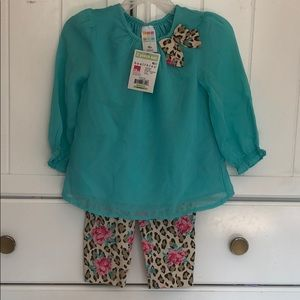 Babygirl Outfit 18 months NWT